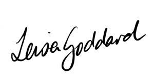 Leisa Goddard Signature