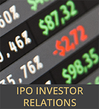 ipo investor relations