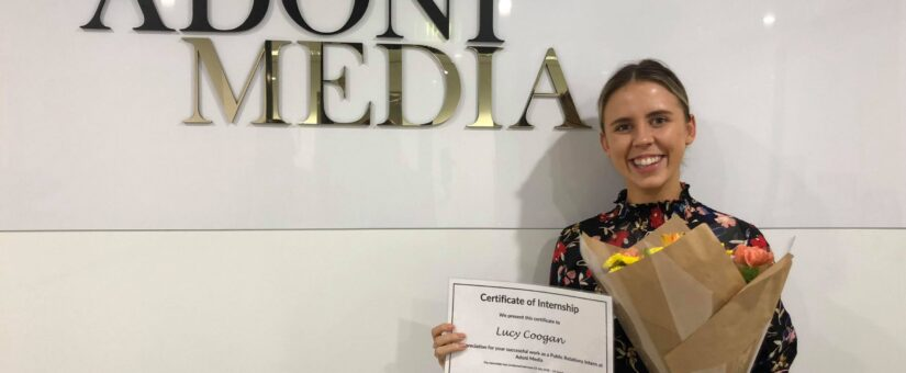 From our interns: Lucy's experience