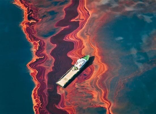 bp oil spill crisis management
