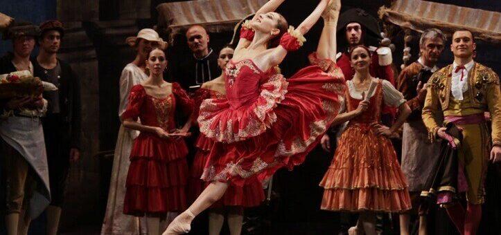 LA SCALA BALLET'S FIRST AUSTRALIAN SHOW IN 240 YEARS