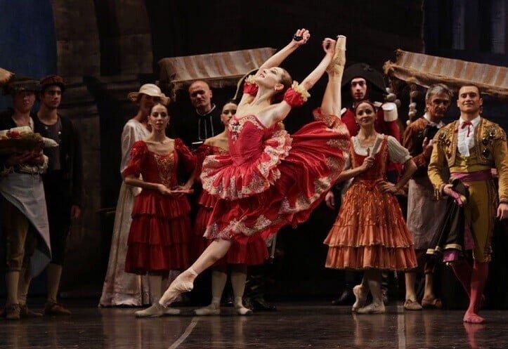 La scala ballet