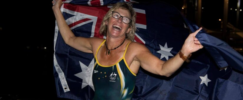 46-YEAR-OLD CONQUERS THE ATLANTIC TO BE FIRST AUSTRALIAN WOMAN TO ROW SOLO ACROSS AN OCEAN