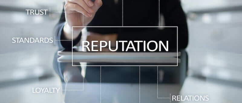 HOW TO BUILD A GOOD BRAND REPUTATION