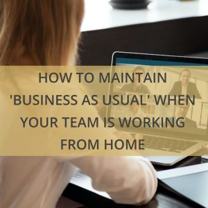 How-to-maintain-business-as-usual